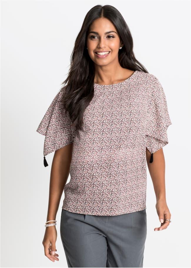 Туника-блузка бонприкс с принтом