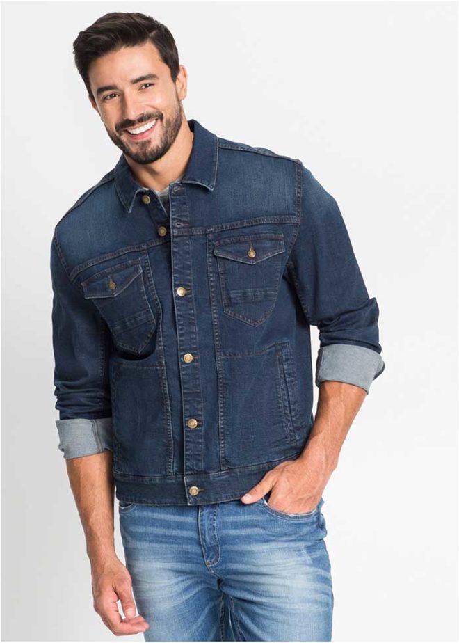 Джинсовая куртка Бонприкс для мужчин