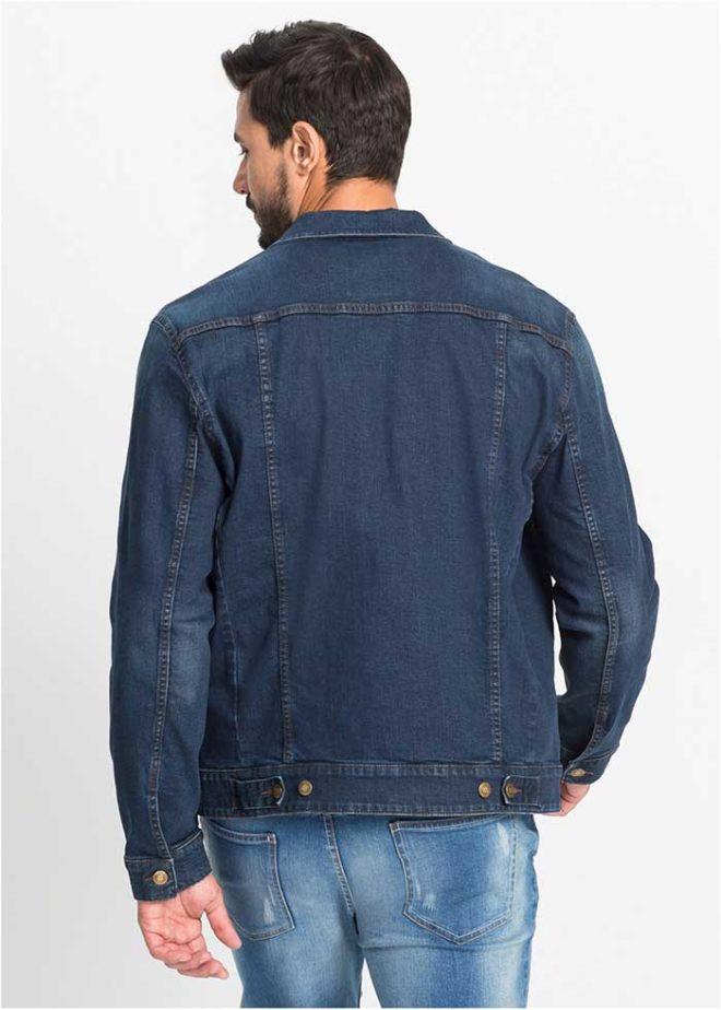 Дэжинсовая куртка Бонприкс для мужчин фото 2