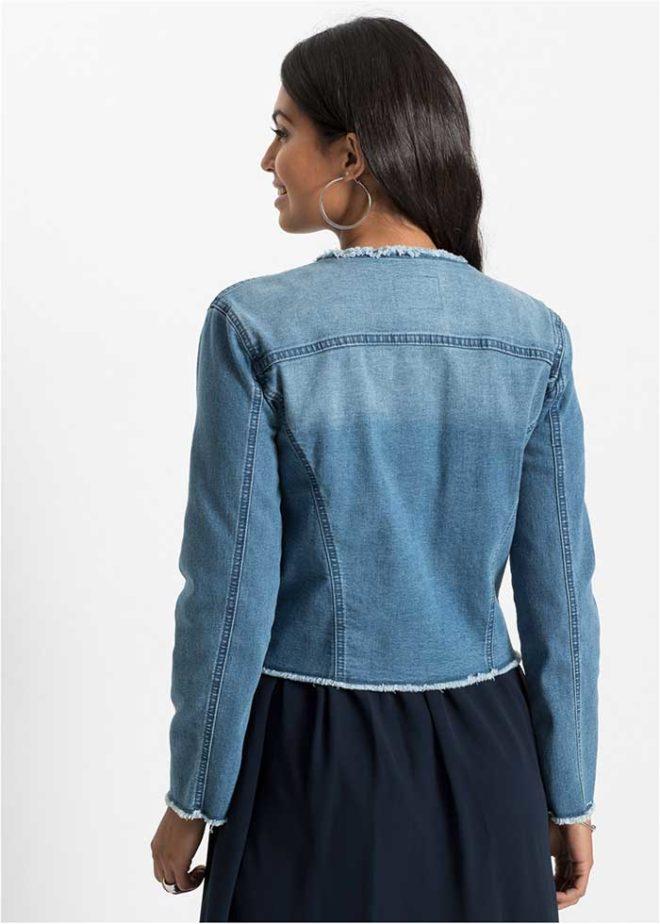Куртка джинсовая Sustainable Product Бонприкс 2