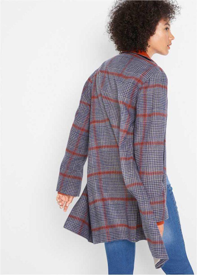 Вязанное пальто Бонприкс