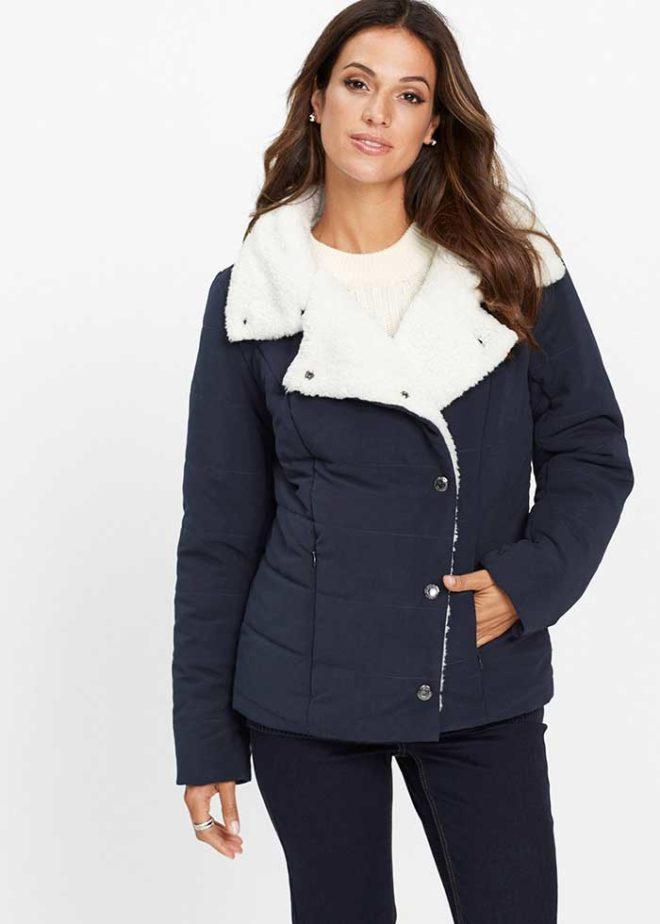 Женская-зимняя-куртка-Бонприкс-фото-1