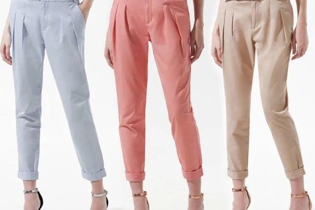 Как называются такие брюки, ставшие популярными во времена распада СССР