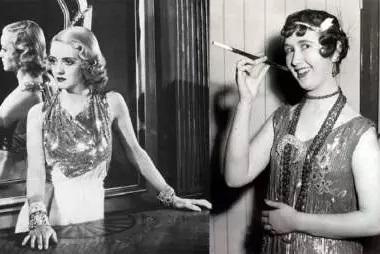 Какая длина юбки была модной в конце 20х годов ХХ века