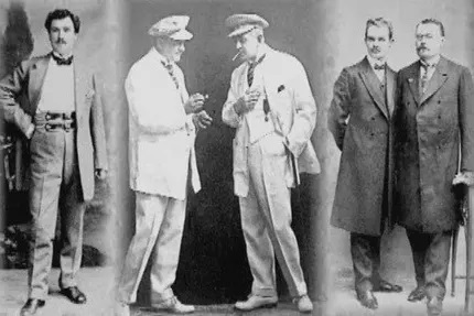 В каких годах стало модно носить рубашки без галстуков