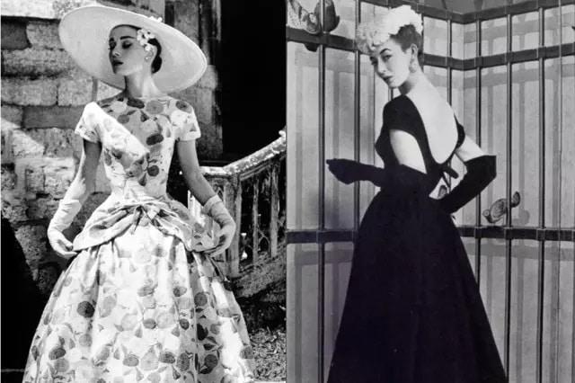 В каком году состоялся первый показ мод в СССР пр участии моделей Дома Dior